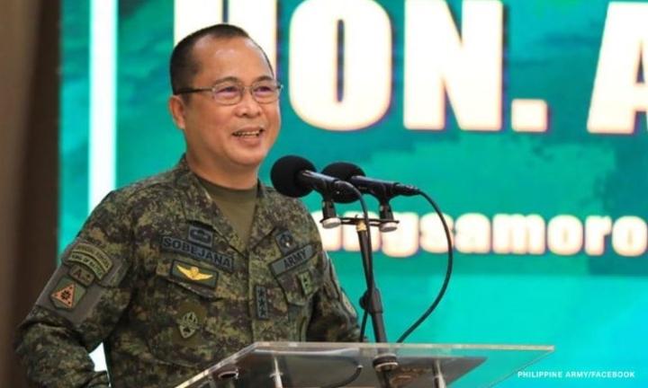 آقای دوترته رئیس ستاد ارتش فیلیپین را منصوب می کند - 1