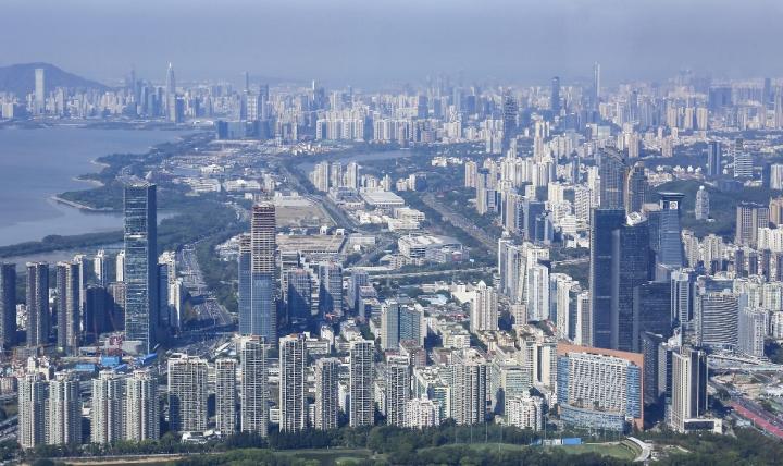 یک استان چین که رشد اقتصادی آن از روسیه و کره جنوبی پیشی گرفته است - 1