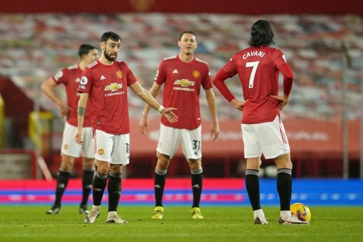 Đua vô địch Ngoại hạng Anh: Man Utd đuối sức trước Man City - 4
