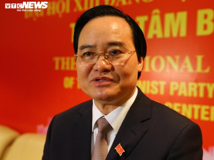 Bộ trưởng Phùng Xuân Nhạ không trúng cử Ban chấp hành Trung ương khóa XIII - 1