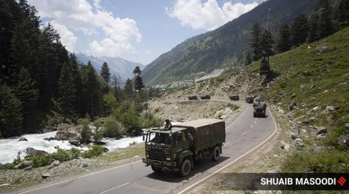 هند ، چین را به اعزام دسته جمعی نیروهای خود به آن سوی مرزهای مورد مناقشه محکوم می کند - 1