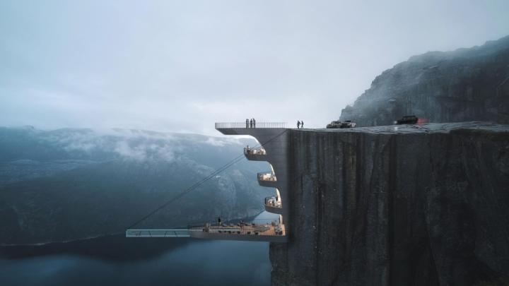 Những thiết kế kiến trúc cao ốc siêu táo bạo - 3