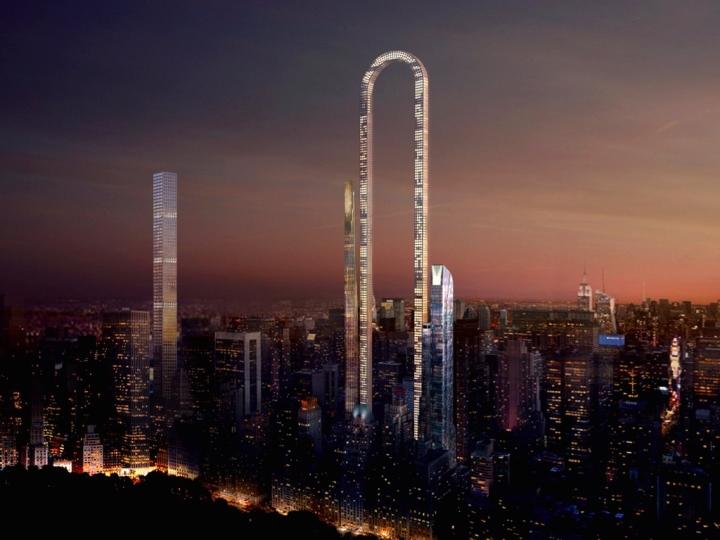 Những thiết kế kiến trúc cao ốc siêu táo bạo - 5