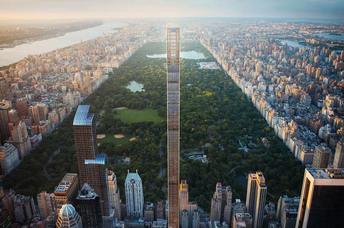 Những thiết kế kiến trúc cao ốc siêu táo bạo - 7