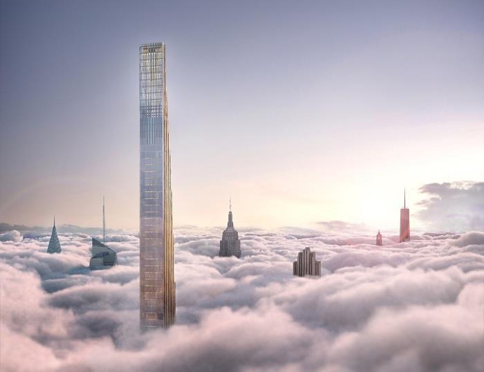 Những thiết kế kiến trúc cao ốc siêu táo bạo - 8