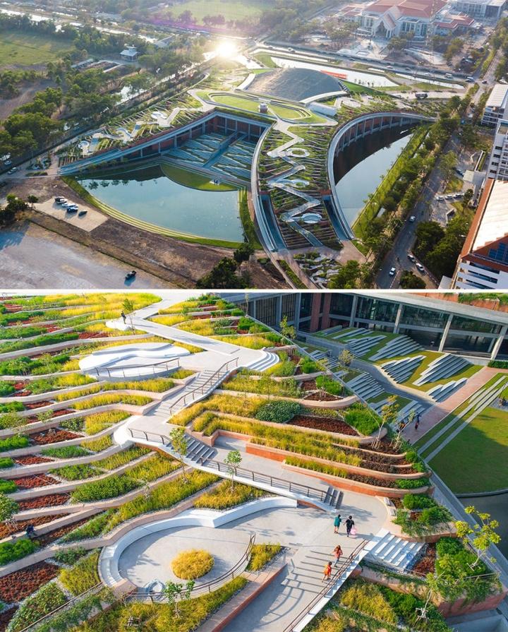 Top 5 công trình kiến trúc ấn tượng nhất 2020  - 1