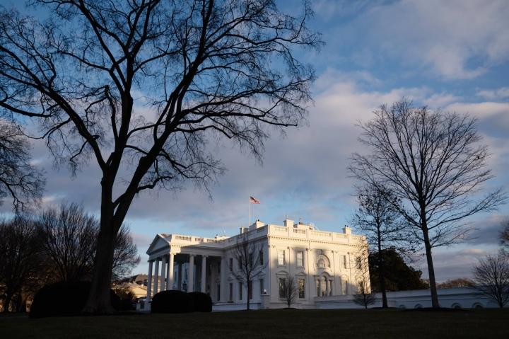 کاخ سفید رئیس جمهور بایدن