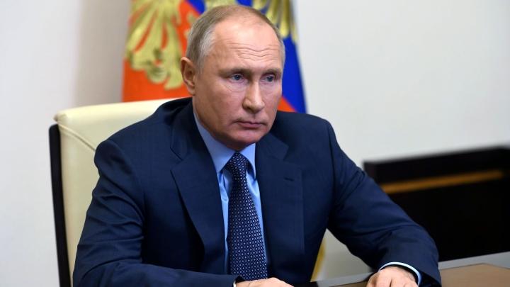 رئیس جمهور پوتین تمدید پیمان جدید شروع را امضا کرد - 1