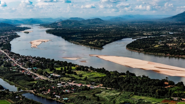 تایلند با ساخت دو میلیارد دلار سد مکونگ 1 با لائوس مخالف است