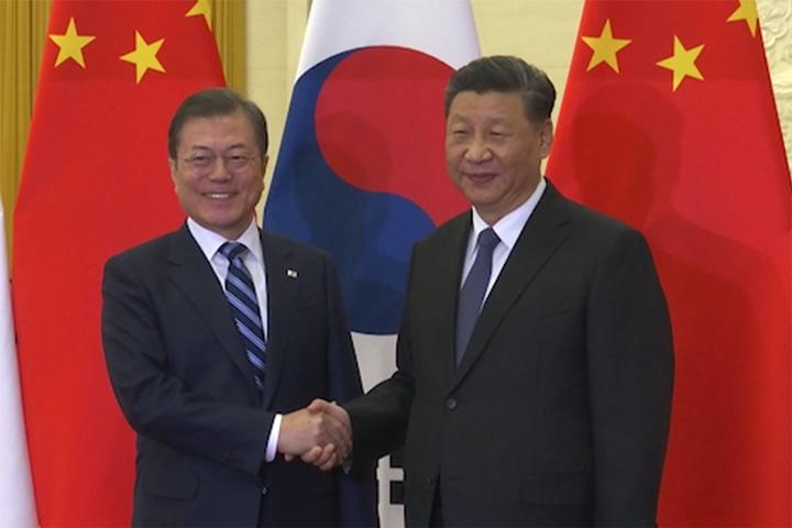 آیا وقتی ایالات متحده به متحد خود تحت نظر بایدن نزدیک می شود ، چین نگران است؟  - 3
