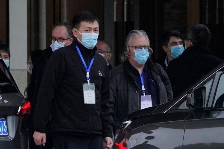 تیم چینی که در مورد منشا COVID-19 تحقیق می کند برای چین دشوار است - 1