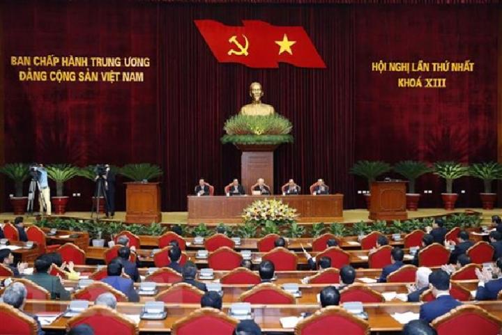 رسانه های بین المللی گزارش دادند که کنگره XIII به رهبری رای داد - 1