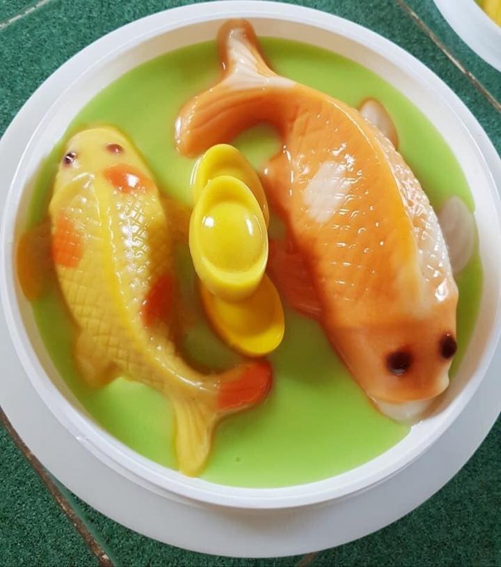 Xôi, bánh cá chép hút khách dịp Tết ông Công ông Táo - 2