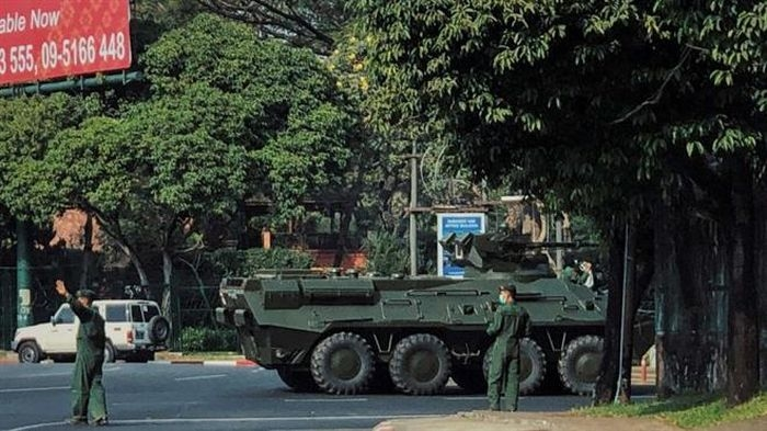 ویتنامی ها در قلب کودتا در میانمار - 1