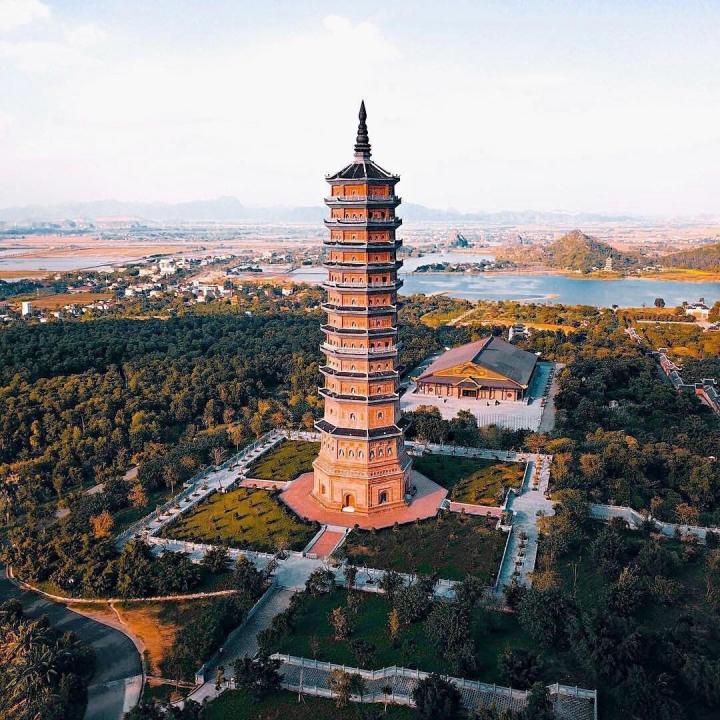 Ba điểm đến ở Ninh Bình đẹp như tiên cảnh thu hút giới trẻ dịp Tết Âm lịch 2021 - 6