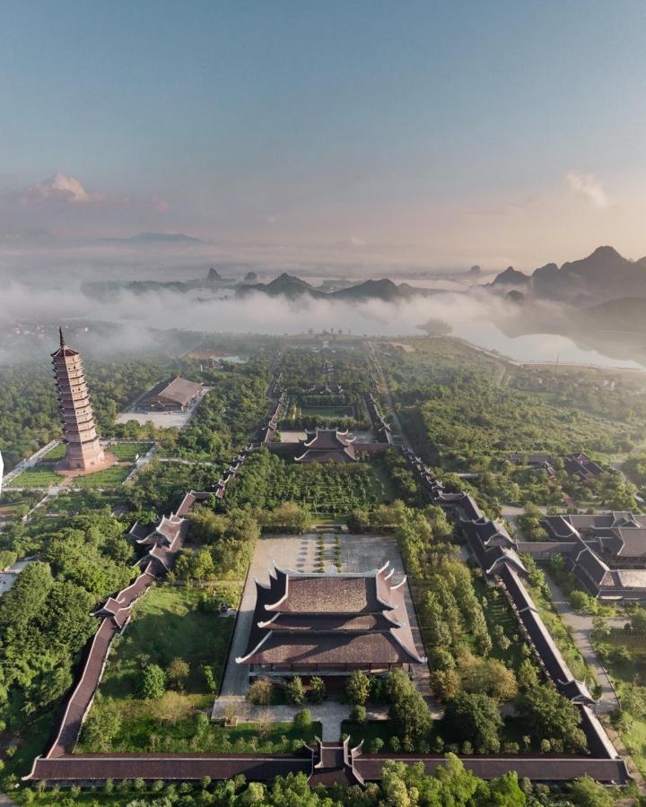 Ba điểm đến ở Ninh Bình đẹp như tiên cảnh thu hút giới trẻ dịp Tết Âm lịch 2021 - 7
