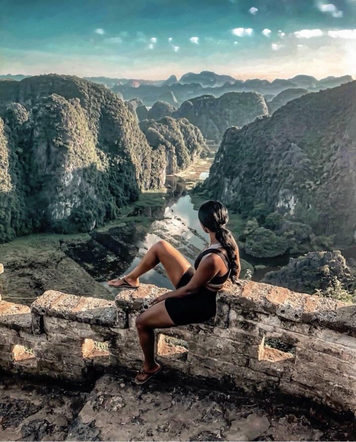 Ba điểm đến ở Ninh Bình đẹp như tiên cảnh thu hút giới trẻ dịp Tết Âm lịch 2021 - 5