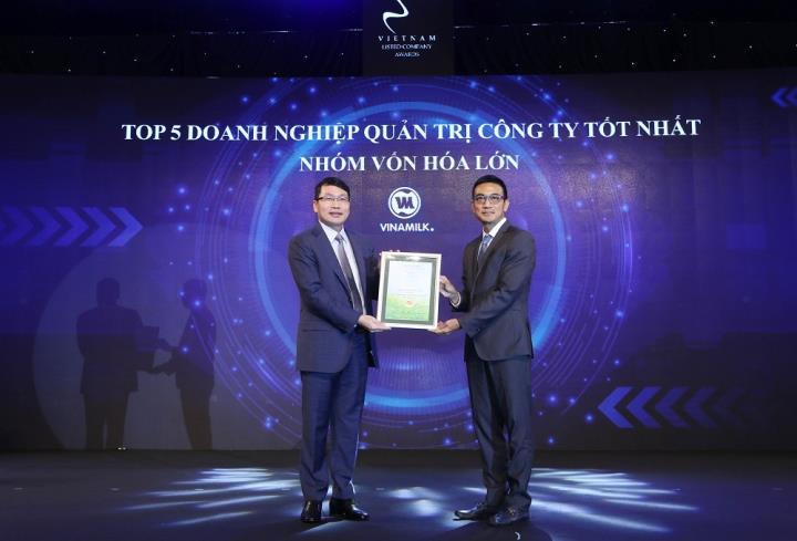 Vinamilk được vinh danh 'Tài sản đầu tư có giá trị của ASEAN' - 3