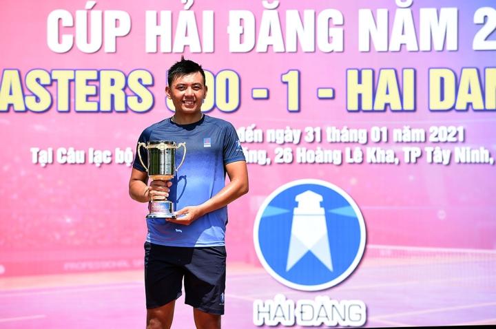 Lý Hoàng Nam vô địch VTF Masters 500-1 - 1