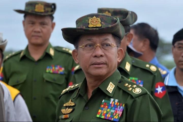 کودتا در میانمار: ارتش زمان برگزاری انتخابات جدید را اعلام می کند - 1