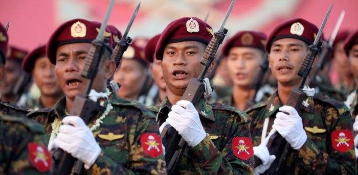 ارتش میانمار اعلام کرد که در حال وضع وضعیت اضطراری یک ساله است - 1