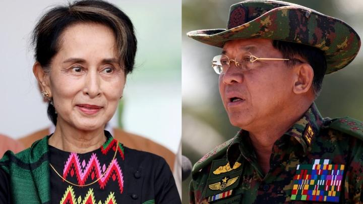 میانمار: درگیری مداوم بین ارتش و حزب آنگ سان سوچی - 1