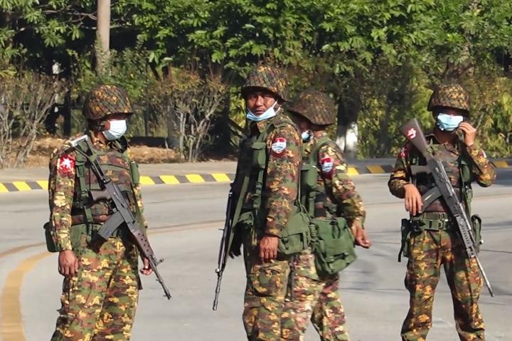 عکس: اولین روز پس از کودتا در میانمار - 5