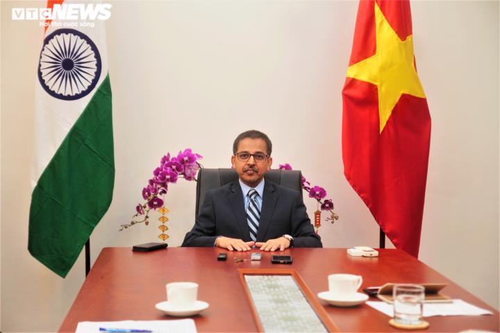 سفیر پرانای ورما: همکاری ویتنام و هند در زمان بعدی بهتر خواهد شد - 3