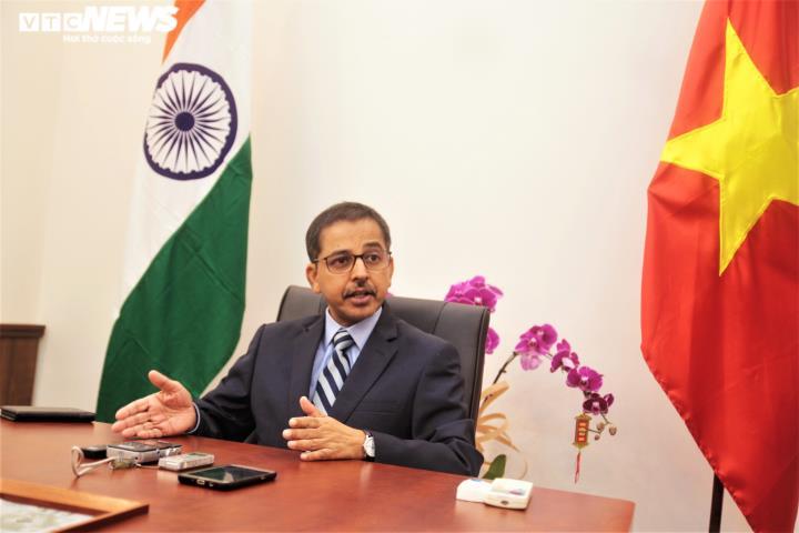 سفیر پرانای ورما: همکاری ویتنام و هند در دفعات بعدی به شدت توسعه می یابد - 2