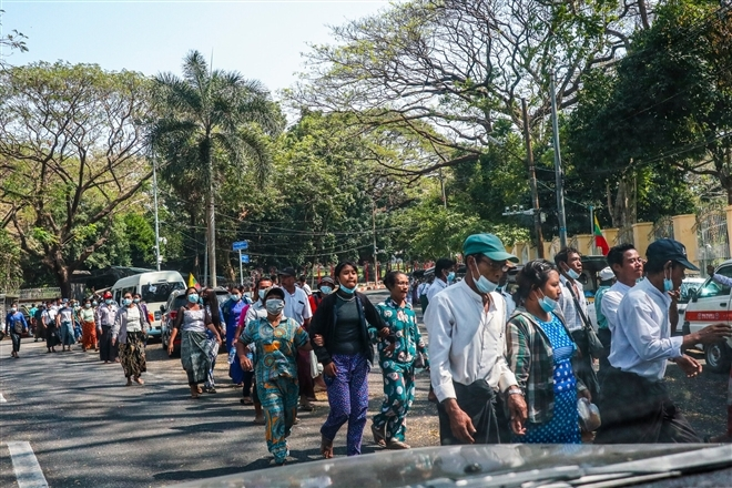 ویتنام وضعیت حمایت از شهروندان میانمار را به روز می کند - 1
