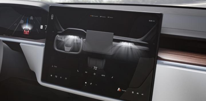 Tesla Model S Plaid: Siêu sedan 1020 mã lực, nhanh hơn Bugatti Chiron - 5