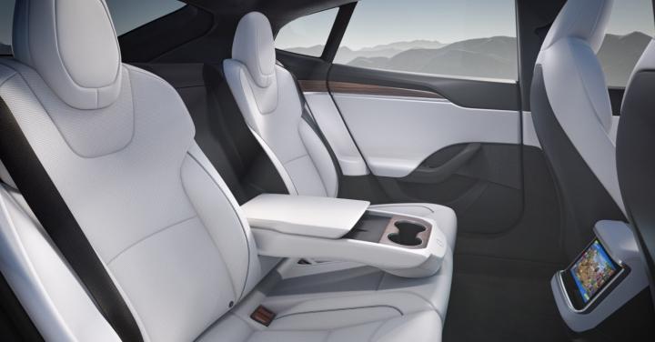 Tesla Model S Plaid: Siêu sedan 1020 mã lực, nhanh hơn Bugatti Chiron - 3