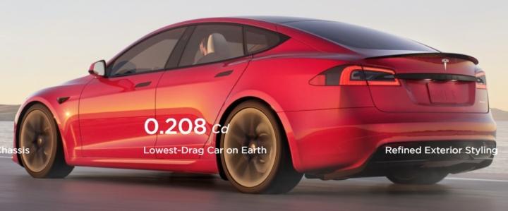 Tesla Model S Plaid: Siêu sedan 1020 mã lực, nhanh hơn Bugatti Chiron - 2