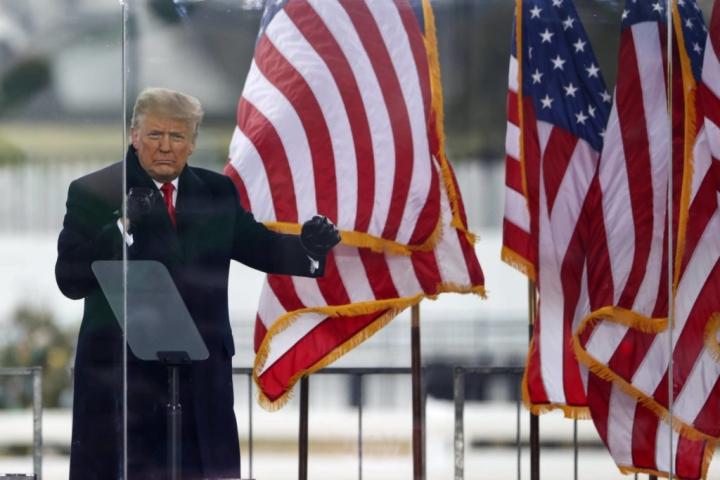 یک وکیل استراتژی محافظت از آقای ترامپ را فاش کرد - 2