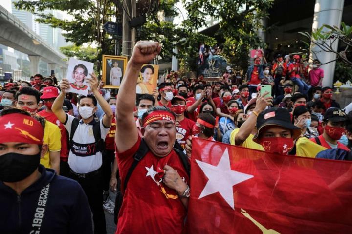 پیش بینی شده میانمار پیش بینی شد - 3