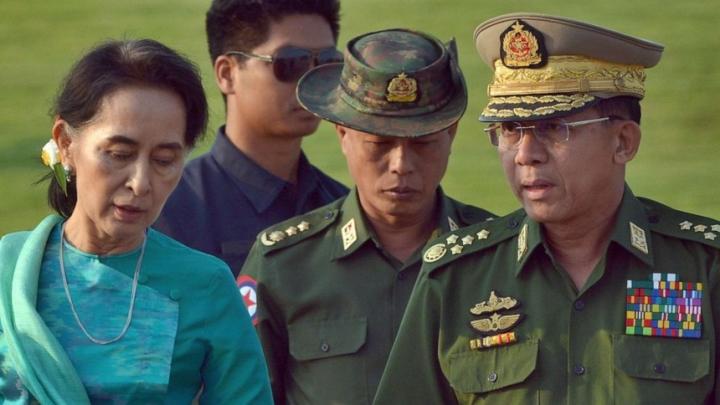 متغیر اصلی میانمار پیش بینی شد - 2