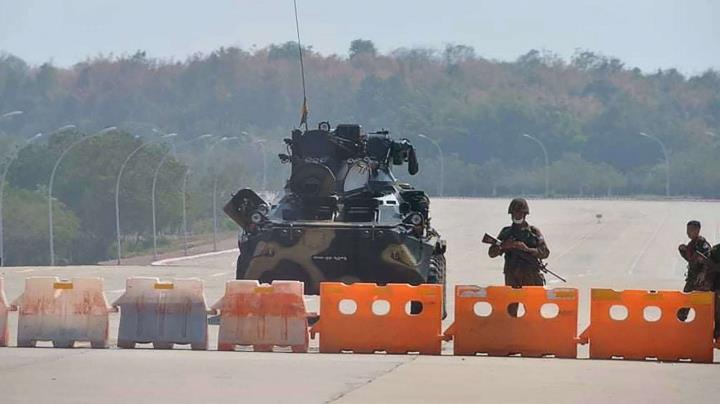 ایالات متحده پس از دولت میانمار شروع به اقدام کرد - 2