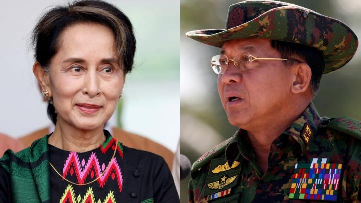 ارتش میانمار یک مقام بلندپایه را برکنار می کند - 1