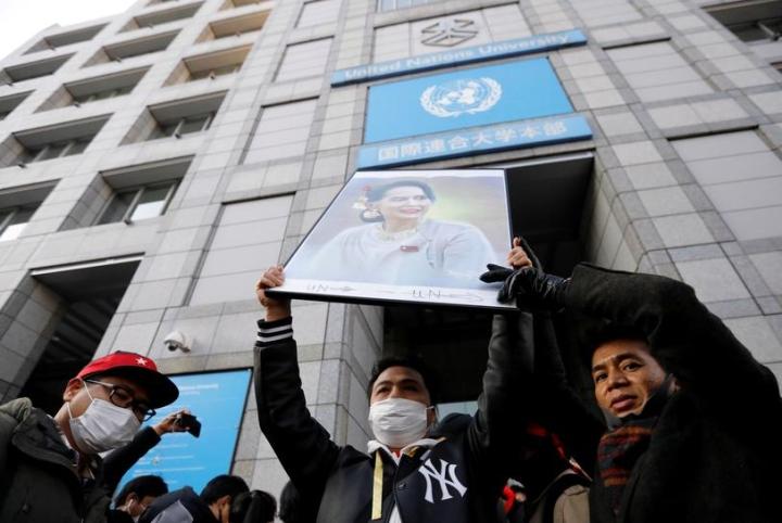 دبیرکل سازمان ملل متحد بیانیه محکمی در برابر ارتش میانمار ارائه داد - 1