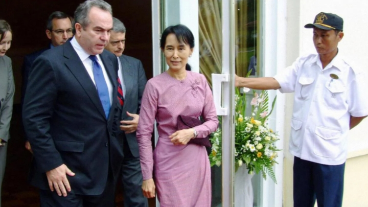 آیا یک تغییر عمده می تواند میانمار را وادار به ادامه رقابت بین ایالات متحده و چین کند؟  - 2