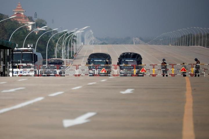 آیا یک تغییر عمده می تواند میانمار را وادار به ادامه رقابت بین ایالات متحده و چین کند؟  - اولین