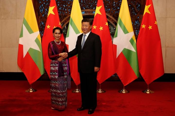آیا یک تغییر عمده می تواند میانمار را وادار به ادامه رقابت بین ایالات متحده و چین کند؟  - 4