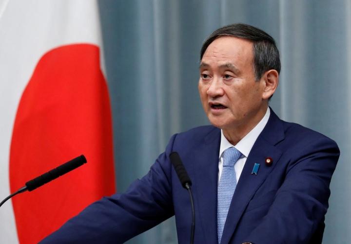 ژاپن درباره سو suspected رفتارهای مربوط به پسر نخست وزیر سوگا تحقیق می کند - 1