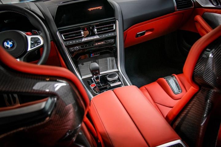 BMW M8 Competition đỉnh cao với phiên bản giới hạn Edition Pit Lane - 7