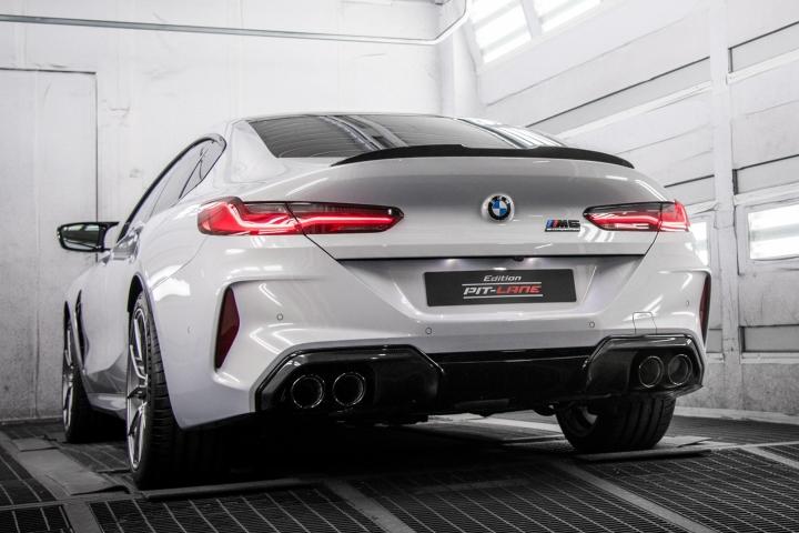 BMW M8 Competition đỉnh cao với phiên bản giới hạn Edition Pit Lane - 5
