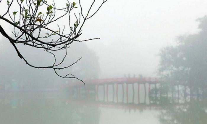 Thời tiết ngày 5/2: Miền Bắc có mưa phùn và sương mù vào sáng sớm - 1