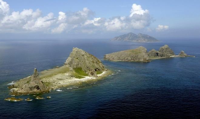 ژاپن ادامه داد که گارد ساحلی چین به تجاوز به آبهای سرزمینی ادامه می دهد - 1