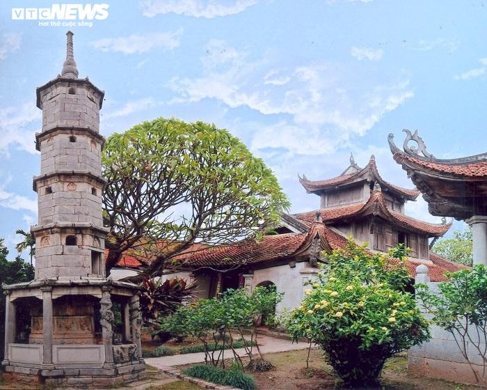 Chiêm ngưỡng những nét kiến trúc độc đáo của chùa Bút Tháp, Bắc Ninh - 4