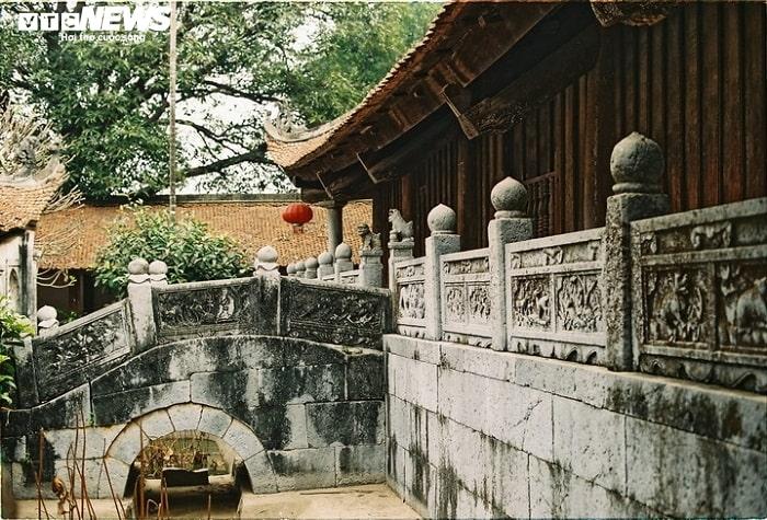 Chiêm ngưỡng những nét kiến trúc độc đáo của chùa Bút Tháp, Bắc Ninh - 3