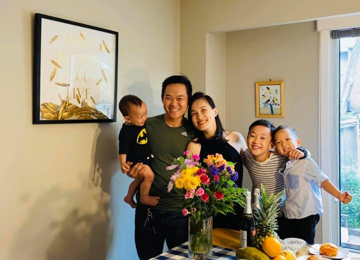 Việt kiều Canada Lê Hùng Phi tiết lộ bí quyết học tiếng Anh ở tuổi 32 - 2